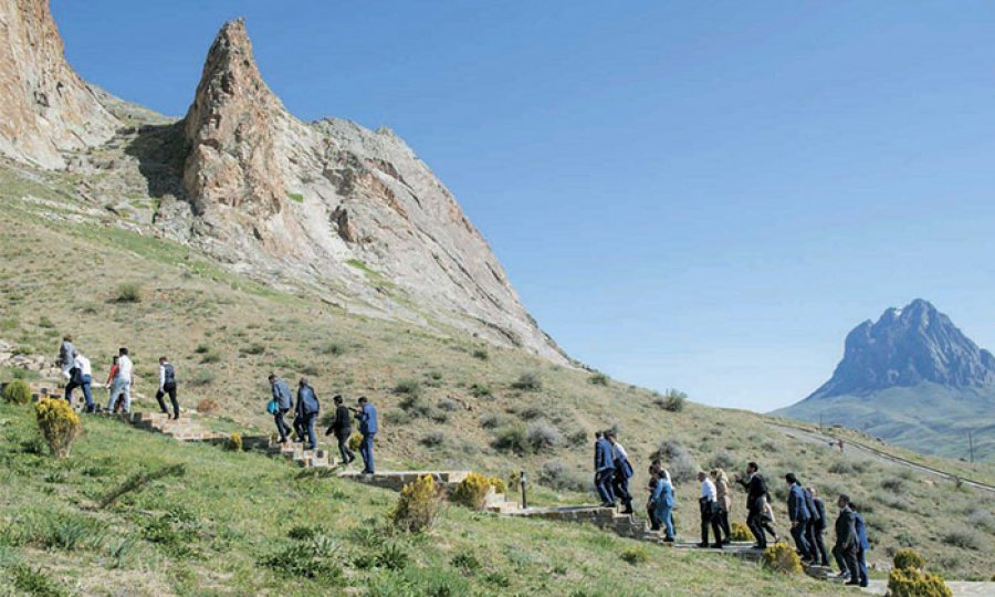 """Info-tour is organized to Nakhchivan, """"The capital of Islamic culture"""""""